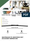 Monitoring Heat Exchanger Temperature _ NASH