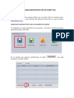 Configurar Dispositivos p2p en Smart Pss