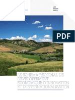 Livre Blanc Le Schema Regional de Developpement Economique Dinnovation Et Dinternationalisation
