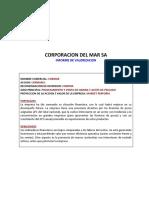 Informe CORMAR Final