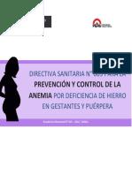 6. Directiva 069 Supl Hierro p Gestantes y Puerperas Version Amigable