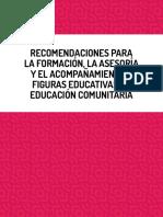 UAA Recomendaciones 07-2016