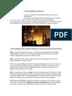 Accidentes Con Gas Natural Licuado