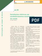 Artigo Instalacoes Eletricas Em EAS