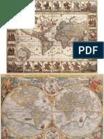 Antique Maps - 3