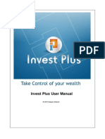 Invest Plus User Manual