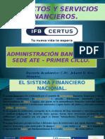 Productos y Servicios Financieros 16-11-2015