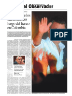Prudencia de Los En Cues Tad Ores Luego Del Fiasco en Colombia