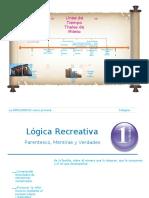 Guía 1 - Lógica Recreativa