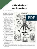 Guía de Lectura Frankenstein