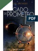 El Legado de Prometeo - Miguel Santander