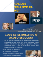 Bullying Docentes