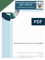 Manual de Zoología Marina