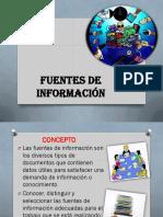 12_ Fuentes de Informacion