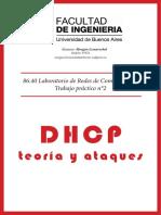 TP2 DHCP Shellshock
