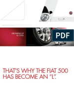 Katalog Fiat 500L