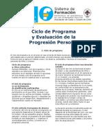 4-Ciclo de Programa y Evaluación de La Progresión Rev