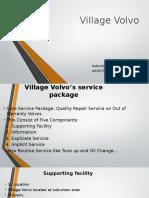 volvo village