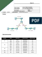 U3 PRACTICA 11-Configuración de Rutas Estáticas y Predeterminadas