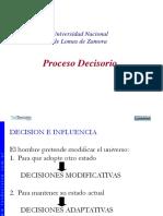 1 Proceso Decisorio