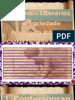 ' IV - Estudos Literários e Sociedade