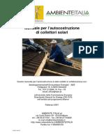 Ambienteitalia - Manuale per I´autocostruzine di Collettori Solari.pdf
