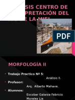 Centro Cultural Analisis