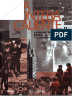 Una Frontera Caliente o La Arq...     Claudio Caveri 2002 ED. SINTAXIS