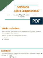 Ùltimo Seminario Josè_Palacios