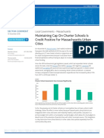 Maintaining Charter School Cap is Credit Positive for Massachusetts Cities