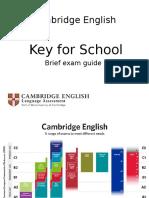 Cambridge English KET Intro