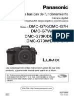 MANUAL Lumix g7
