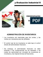 Clase 5 Administración de Inventarios
