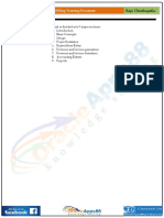 PA - Oracle Applications Project Billing Training Document