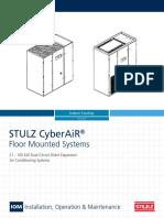 Stulz Cyberair Dx Iom Ocs0135