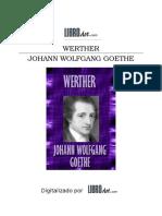 Goethe, Johann Wolfgang von-Werther.doc