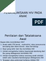 Ppt Hiv Anak