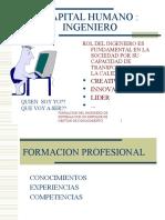 Formacion Del Ingeniero de Sistemas Con Un Enfoque