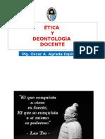 Ética y Deontología - Historia