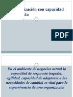 Administración Clase 13 y 14 La Organización con capacidad de respuesta.pptx