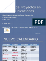 EMC 150 Clases Nº 13 y 14