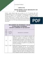 COMENTARIOS DS 005-2012-TR Y DS 024-2016-EM