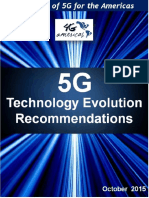 4G Americas 5G Technology Evolution