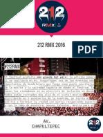 RMX 212 2016
