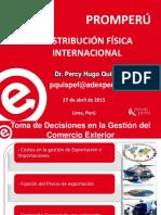 22 Toma de Decisiones en La Gestión Del Comercio Exterior -TALLER LOGISTICA1