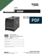 LINCONL DC655