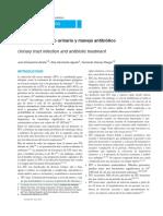 Infeccion Del Tracto Urinario y Manejo de Antibioticos Correcto