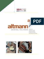 Einsatzgebiete - Dentallabor Altmann