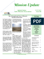 Summer 2006 Mission Update Newsletter - Catholic Mission Association