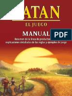 Catan ManualColonos Devir-ES